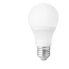 Lâmpada Led 7W Bulbo Branco quente Bivolt E27 economica inmetro 1