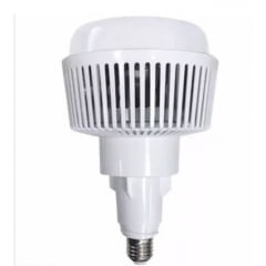 Lampadas bulbo gaiola 80w Led E27 Bivolt Branco