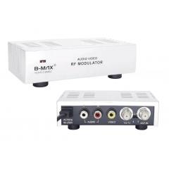 Rf Modulator Audio Video Modulador Rf