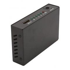 Splitter Ultra Hd 4 K 4 Portas Hdmi 1x4 Repetidor Amplificado