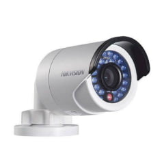 Câmera Bullet 3.0 Hikvision DS-2CE16D0T-IRE 2MP IR20 IP66 - Lente 2.8mm