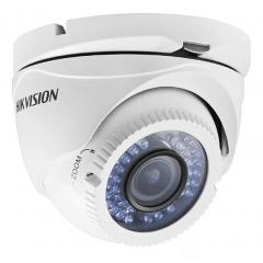 Câmera Hikvision DS-2CE56d0t-vFIR3 bullet 4 em 1 - 1 megapixel - 720p resolution - 40 m IR distance - ICR