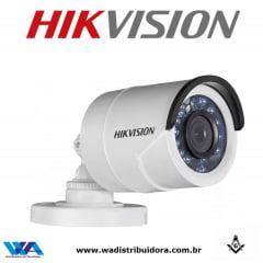 Câmera de segurança Bullet infra 15mts full hd 1080P lente de 2,8mm icr smartR Hikvision Ds-2ce1ad0t-irp hdt full hd
