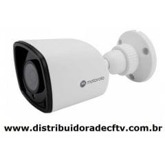 Câmera de segurança infra vermelho Bullet lente 2.8mm 1080p FULL HD Metal - MOTOROLA MTB202M 4 em 1