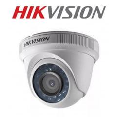 Câmera Hikvision Ds-2ce5ad0t-irp  de segurança dome infra 15mts full hd 1080P Lente 2,8mm icr smartr Hikvision Ds-2ce5ad0t-irp