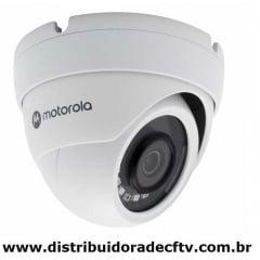 Câmera de segurança infra vermelho Dome motorola MTD202MS Metal 4 em 1 - 1080p FULL HD Metal