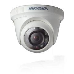 Câmera Hikvision DS-2CE56DOT-IRPF de segurança infra vermelho 2MP Full HD 1080p Turbo HD Bullet 20 metros lente 2.8mm