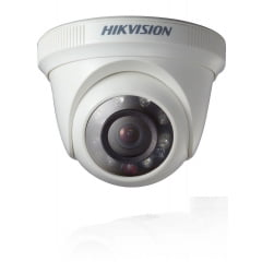 Câmera Hikvision DS-2CE56DOT-IRPF de segurança infra vermelho 2MP Full HD 1080p Turbo HD Bullet 20 metros lente 3.6mm