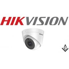Câmera Hikvision DS-2CE56H0T-ITPF 5 MP Dome Camera, OSD menu, 2D DNR, DWDR, lente 3,6mm