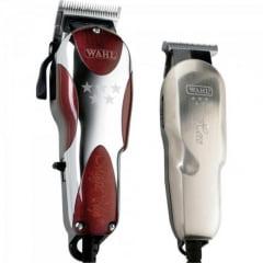 Kit Máquina de Corte Magic Clip + Hero 127V WAHL