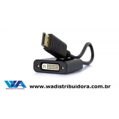 ADAPTADOR DE DISPLAY PORT PARA DVI 24 + 5 F-NEW