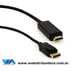 CABO DISPLAY PORT PARA HDMI F-NEW