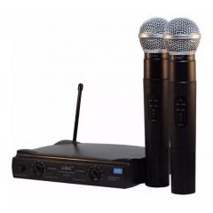 Kit de microfones Lelong LE-906 dinâmico