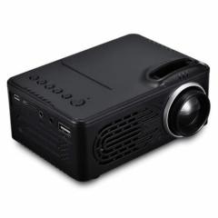 Mini Projetor Portátil 1080p HD Lente LED 12v Infokit - WD-814