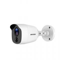 Câmera Bullet Hikvision DS-2CE11D0T-PIRL 2 MP PIR Bullet Camera Lente 2.8mm