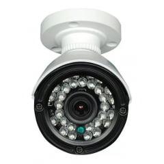 Camera Segurança Full Hd 1080p Infra 25m 1.3mp Ahd Bullet 3.6mm