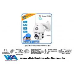 Câmera de segurança Speed Dome Sem Fio Ptz Speed Dome 2mp 4x Zoom N1-200w
