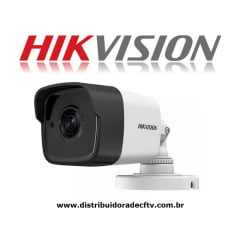 Câmera de segurança Ip hikvision DS-2cd1001 lente 4mm bullet 1 megapixel h.264