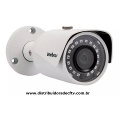 Câmera de segurança Ip Infra Intelbras Vip S3020 G3 1 Megapixel lente 2.6mm wdr