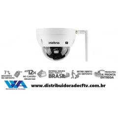 Câmera de segurança ip intelbras VIP 3230DW WiFi Full HD 1080p
