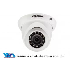 Câmera dome Ip Full Hd Vip 3230 D Intelbras H.265 Lente 2.8mm Ir 30 metros