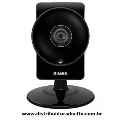 Câmera Ip D-link Dcs-960l Wireless Ultra Hd Wide