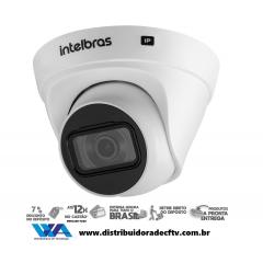Câmera de segurança IP Intelbras dome Full HD VIP 3430 D 4MP