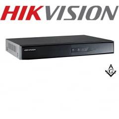DVR Hikvision 16 Canais 1080N DS-7216HGHI-F1/N, HDCVI, HDTVI, AHD, ANALÓGICO