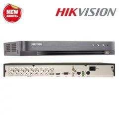 Dvr Stand Alone hikvision Ds-7216hqhi-k1 16 Cameras 3mp 4.0 - Hikvision
