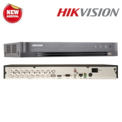 Dvr Stand Alone hikvision Ds-7216hqhi-k1