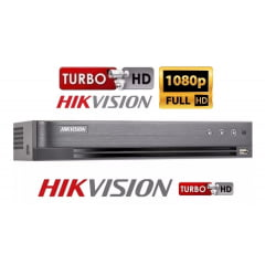 DVR STAND ALONE HIKVISION TURBO HD DS-7224HQHI-K2 24 CANAIS