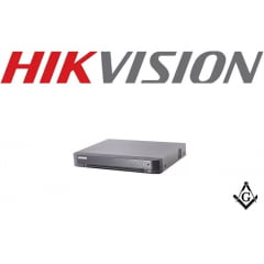 Dvr Stand alone Hikvision DS-7208HQHI-K1 8 Canais Digital Turbo HD