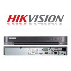 Gravador Dvr Stand alone hikvision DS-7204HUHI-K1 4 CANAIS 5 EM 1 TVI - CVI - HDI - CVBS - IP