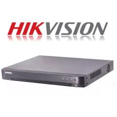 Gravador Dvr Stand alone hikvision DS-7208HUHI-K1 8 CANAIS 5 EM 1 TVI - CVI - HDI - CVBS - IP