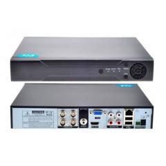 Gravador digital Dvr Stand alone 4 canais ahd 6 en 1 Fn-500