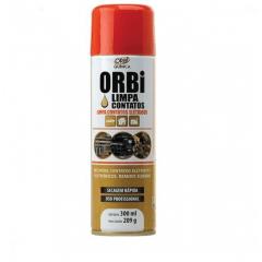 Limpa Contato Aerossol 300ml Orbi