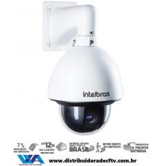 Câmera de segurança e cftv Speed Dome IP Intelbras VIP 5230 SD Zoom 30x Alimentação PoE+