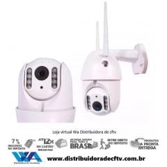 Câmera de segurança Speed Dome Ip Ptz Visão Noturna Wifi V-307r