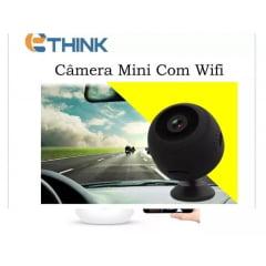 Mini Câmera ip Com Wifi L11 espiã