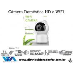 Mini Câmera ip dome wi-fi 2 megapixel Y11