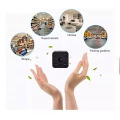 Mini Câmera Ip Wifi Hd 1080p Hd Sem Fio Câmera De Segurança MINI110-DA