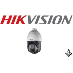 Speed Dome hikvision DS-2AE4225TI-D(c) StarLight Full Hd 1080P, 25X zoom Optico, 16X Zoom Digital, Infra Vermelho