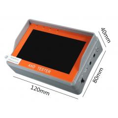 Testador De Cftv Monitor 4.3 Tester Camera Testador 4 Em 1 Cvbs/ahd/tvi/cvi
