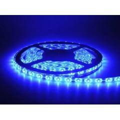 Fita Super Led 5050 Azul 300 Leds 5m com silicone a prova de água