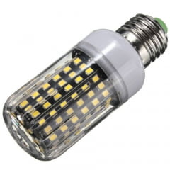 Lâmpada E14 LED 2835 SMD Milho