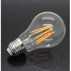 Lâmpada Led Filamento A60 Retrô Vintage E27