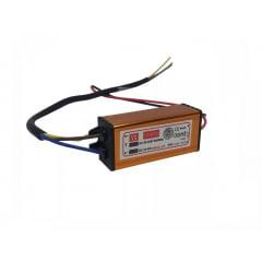 Reator Driver para chip led QD 20W - 0,75