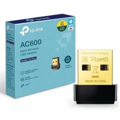 Adaptador Tp-link Usb Archer Ac600 T2u Nano Wifi Dual Band