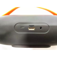 Caixa De Som Charge K5+ Xtreme Bluetooth Radio Usb Aux Mic