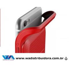 Capa Carregadora Baseus Ample para Iphone 6/6s Plus 3600mah Vermelho + nota fiscal